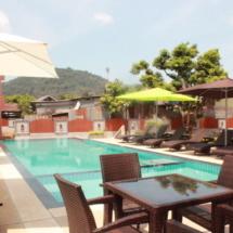 Apartment booking koh Samui Thailand muaythai - kickboxing gym - camp