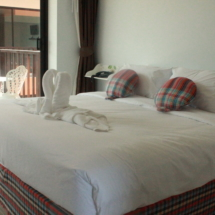 accommodation Spa Garden Koh Samui Lamai Thailand Muaythai camp
