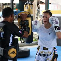 Koh Samui Muaythai Gym Thailand Muaythaicamp Lamai