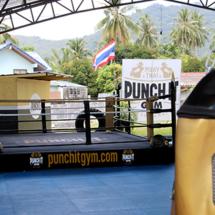 MuayThai-Trainingscamp Thailand mit deutscher betreuung