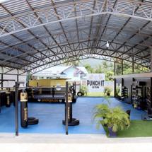 Punch it Gym Thailand - Schweiz - Deutschland online Buchen Muaythaiferien