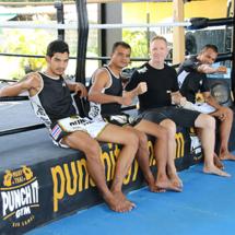 muaythai gym team thailand by punchitgymcom