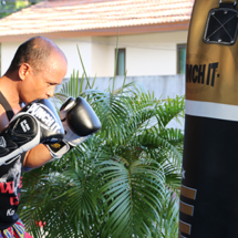 muaythai punch it gmbh trainings camp switzerland - thailand