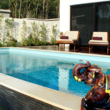 Accommodation Koh Samui with privat pool and 3 bedroom