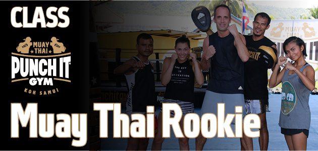 Muay Thai Rookie