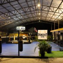 Punchit Gym Koh Samui Lamai Thailand Muaythai thaiboxingclub